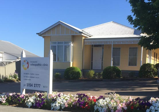 Orbost osteopathic clinic