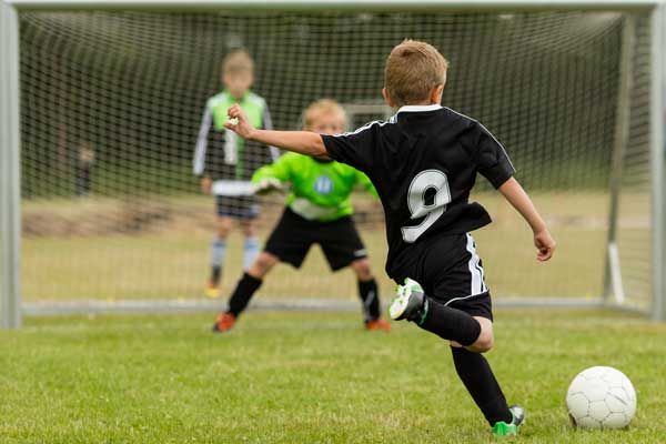 Children and sport osteopathic treatment