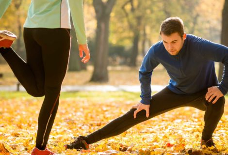 Why stretching is important before and after exercise