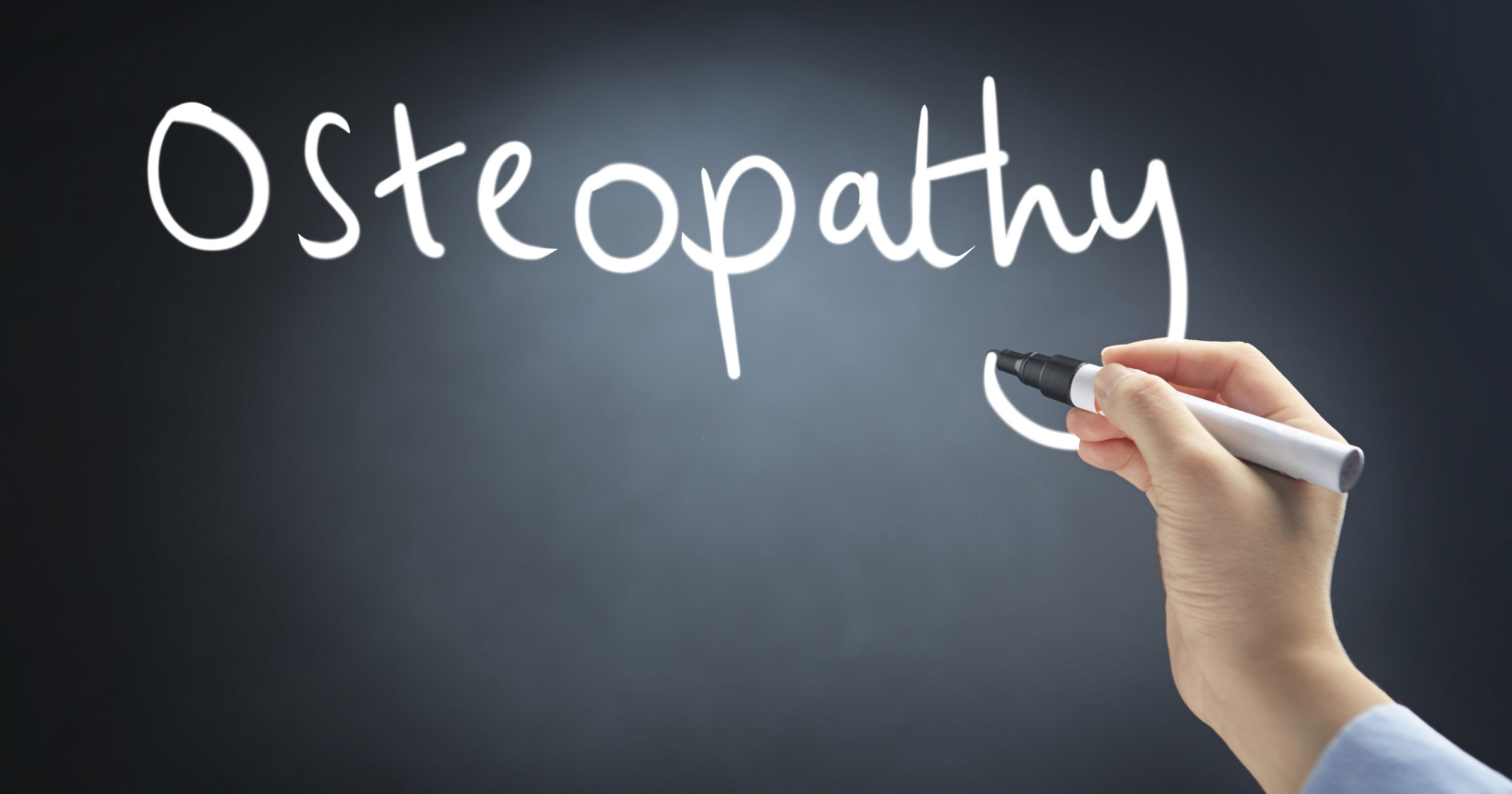 What do osteopaths do?