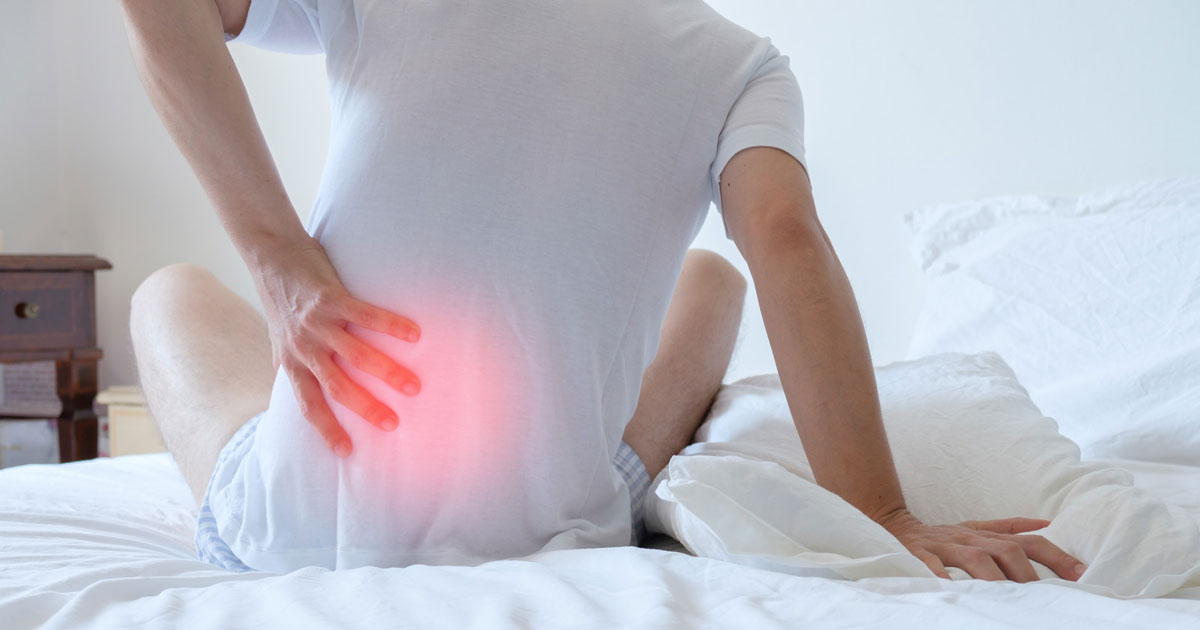 How to avoid the common causes of back injuries
