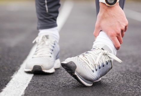 What to expect after an Ankle Sprain