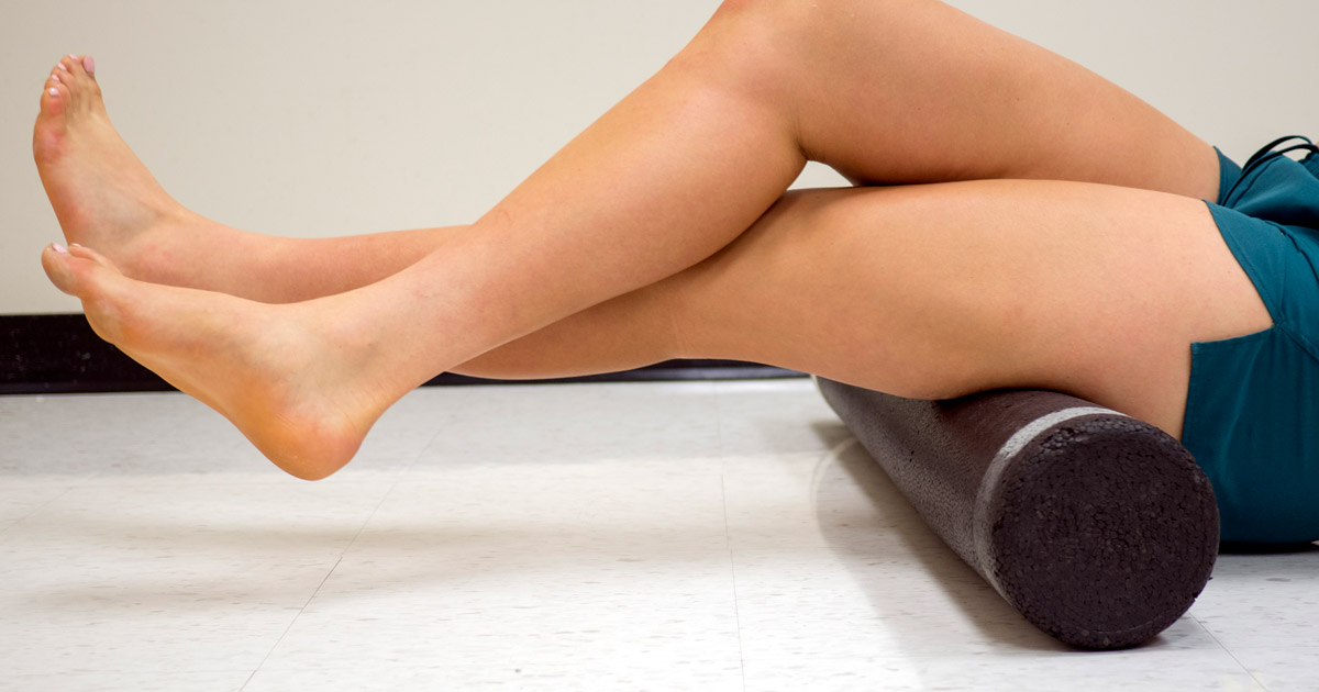 Foam rolling: how can it help with stretching and injury prevention?