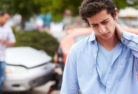 Whiplash – Signs and Symptoms
