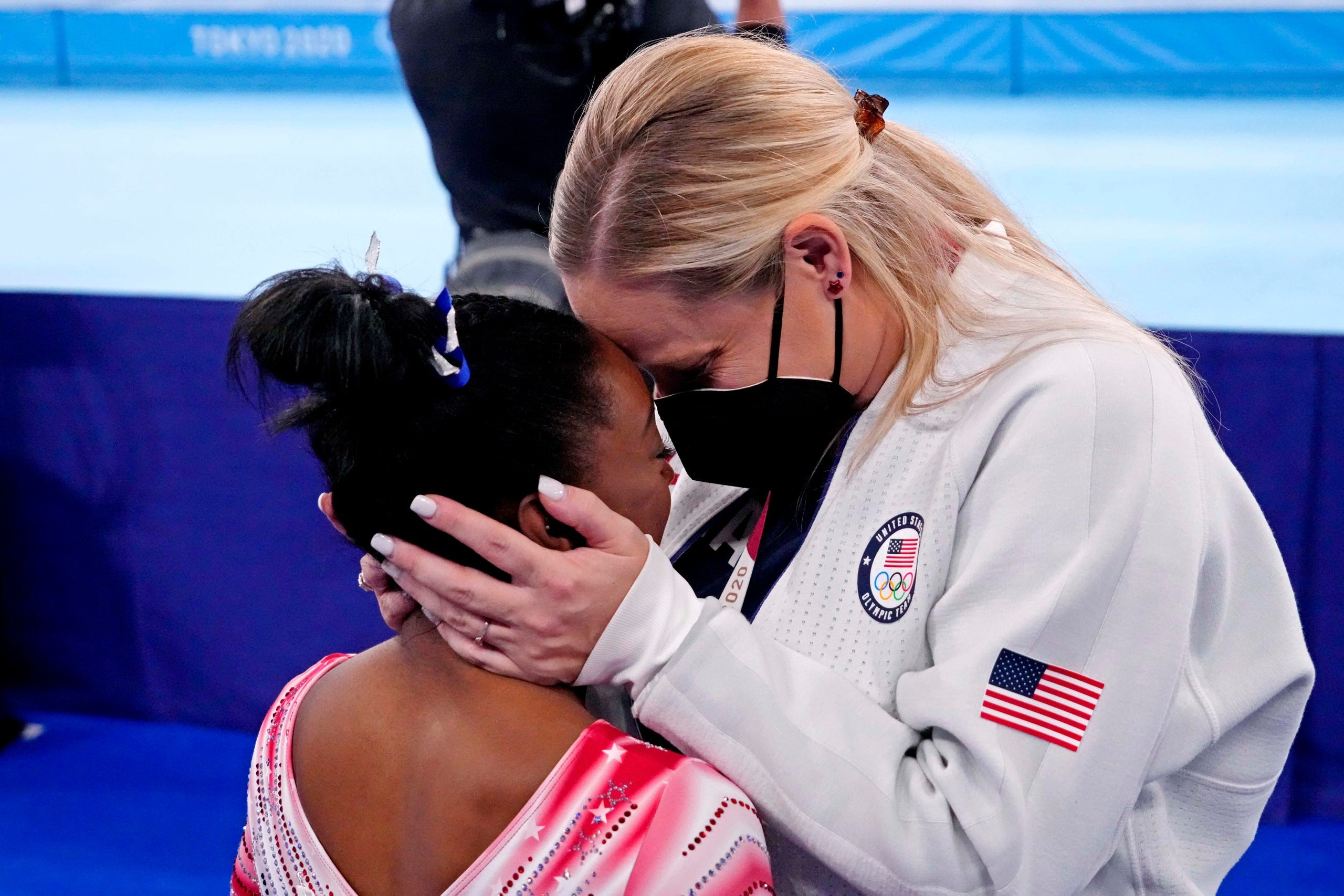Why Osteopaths are Applauding Simone Biles Olympic Decision